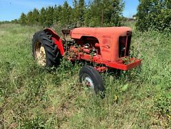 David Brown 990 Tractor 2wd Spares Or Repairs Project Easy Resto Barn Find
