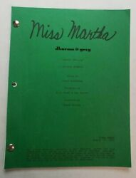 Dharma And Greg / Bill Prady And Don Foster 2001 Tv Series Script, Sexual Healing