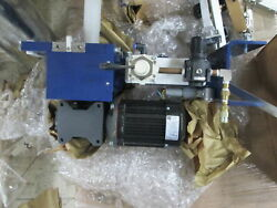 Bodine Electric Co 1/2hp 230/460v 3ph Powered Coiler Apparatus W/o Stand