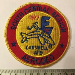 South Central Region 1977 Explorer Aerodeo Carswell Afb Texas Longhorn Council