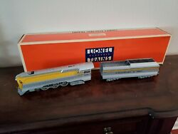 Lionel 6-18043 Cando Hudson 490 Locomotive And Tender Unrun Displayed Only Boxed