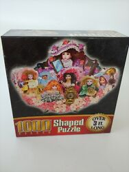 Shaped Jigsaw Puzzle 1000 Pieces What A Doll 3 Ft Long Sure-lox - New Sealed