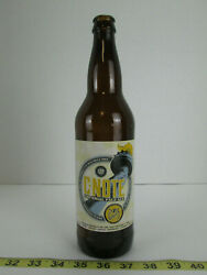 Lompoc Brewing Portland Or C-note Imperial Pale Ale Beer Glass Bottle Collectors