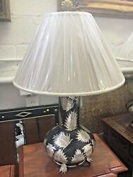 Wildwood Deco Style Table Lamps Pair