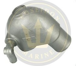 Exhaust Mixing Elbow For Yanmar Gm/hm Replaces 124070-13520 104214-13521