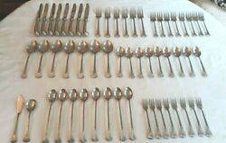Oxh62 Oxford Hall Flatware Set Stainless