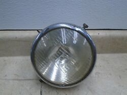 Triumph Bsa Norton Matchless Used Headlight And Beam Unit 60s Rb Rb29 2