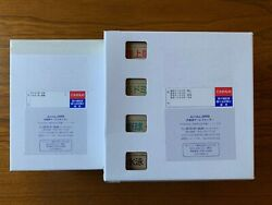 Olympic Paralympics Tokyo 2020 Thousand Yen Silver Coin Proof Currency Set Of 6