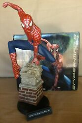 2007 Sideshow Collectibles Spiderman 3 Sculpture Action Figure Figurine Le Three