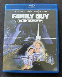 Family Guy Presents Blue Harvest Blu Ray Movie Griffin Clan