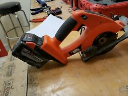 Milwaukee M18 Battery To Older Black And Decker Tool - Adapter 3d Printed
