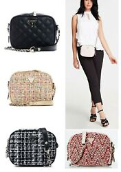 Cessily Mini Crossbody Bags Top Zip Handbags 5 Colors Purse NWT BW767969 $29.99