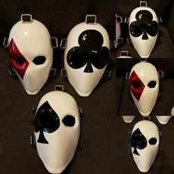Fortnite Wildcard Mask High Stakes Event 3d Printed Cosplay Prop