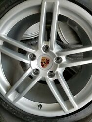 19 Porsche 911 996 997 991 Oem Forged By Bbs Wheels W Tires