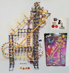 Kand039nex Big Ball Factory Complete Set W Box Instructions And Dc Electric Motor Knex