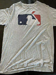 Cleveland Indians Nike Majestic Game Used Shirt Xl Fitted No Number Very Soft