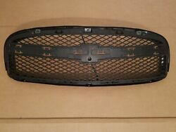 Fits 2008-2010 Chevy Hhr Ss Front Bumper Upper Black Grille New