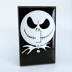 Jack Skellington | Nightmare Before Christmas | Light Switch Cover