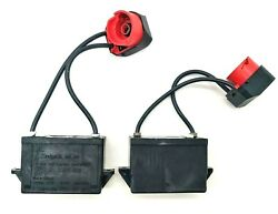 2x New Oem For Mazda 6 Xenon Hid D2s Bulb Igniter Ignitor Socket Ignition Module