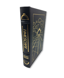 Timescape Gregory Benford Leather Bound Easton Press Collectorand039s Edition 1989