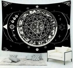 Bohemian Tapestry Wall Hanging Art Tapestry Print Tapestry Psychedelic Home Dec