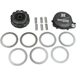 Hinson Complete Billetproof Conventional Clutch Kit For 17-18 Honda Crf 450 R Rx