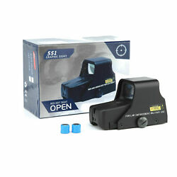 Sabre Tactical Holographic Red And Green Dot Clone Sight 551 552 553 558