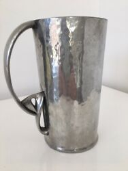 Archibald Knox Tudric Pewtertankard For Liberty And Co