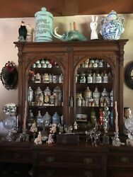 *Decorative Apothecary Jar Collection Business Opportunity Museum Res