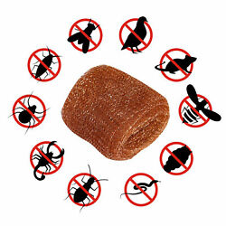 Copper Pest Control Mesh 10m Rodent Bird And Snail Repellent Wire Pukkr