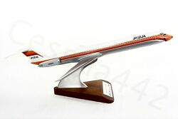 Pacmin Psa Airlines Boeing Dc-9 Super 80 One Piece 1100 Model N924ps Rare Gift