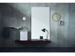 Agape In-out Acer10640z Wall Hung Angular Washbasin