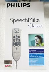 Philips Lfh5262/00 Speechmike Classic Version Dictation Microphone