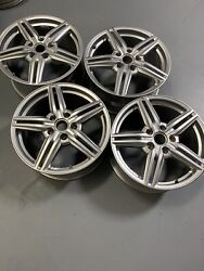 Used 19 Inch Porsce Cayenne Wheels No Center Caps