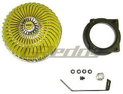 Greddy For 89-94 Nissan Skyline Gt-r Twin Airinx Complete Suction Intake Kit W/o