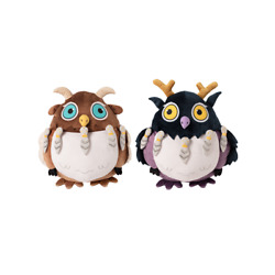 Blizzard Licensed Authentic World Of Warcraft Baby Moonkin Plush Toy