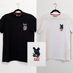 Bestseller - New Bkys Lucky Charm High Quality T-shirt Small Logo White, Black