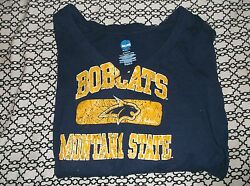 Montana State Bobcats Girls Medium Shirt