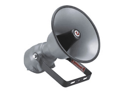 New Federal Signal Siren-remotely Selectable-multi Tone/voltage-explosion Proof