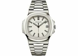 Patek Philippe NEW SEALED Nautilus 5711 Steel Watch BoxPapers 57111A-011