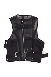 Bnwt Dior Black Iconic And Rare Technical Vest With Alyx Patch 50it
