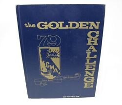 1979 California Military Academy Officers Candidate School And Nco's Yearbook