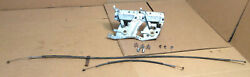1968 And Other Ford Fairlane 500 Non-a/c Original Heater Controls, Cables, Oem