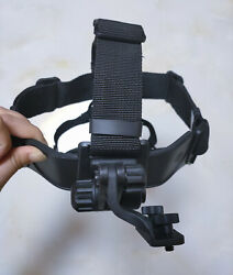 Tactical Head-mounted Night Vision Goggles Nvg Mount Chin Strap For Yukon 1x24