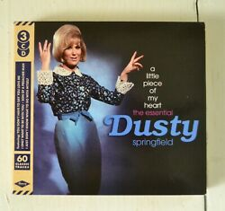 A Little Piece Of My Heart The Essential Dusty Springfield 3 Disc Cd Collection