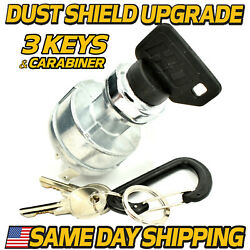 Ignition Switch Replaces John Deere 335 350 360d 400 401 430 435 535 Dozer