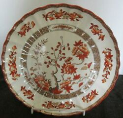 Old Copeland Spode England India Tree 13 1/2 Platter Serving Tray