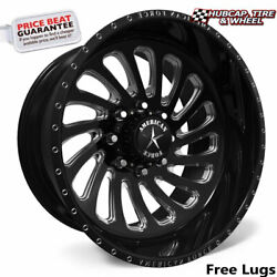 American Force Ck19 Blur Concave Black 30x16 Truck Wheel 8 Lug One Wheel