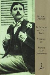 In Search Of Lost Time Volume 4 Sodom And Gomorrah By Marcel Proust
