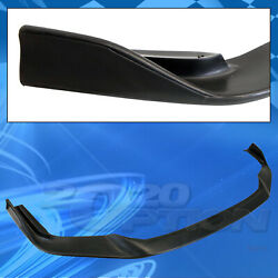 For 17-19 Lexus Is300 Is350 Cs-style Front Bumper Lip Spoiler Pu Body Kit